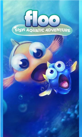 Floo.io : Fish Adventure