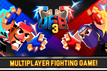 UFB 3 - Ultra Fighting Bros