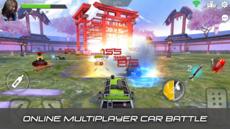 Overload: Online Car Battle